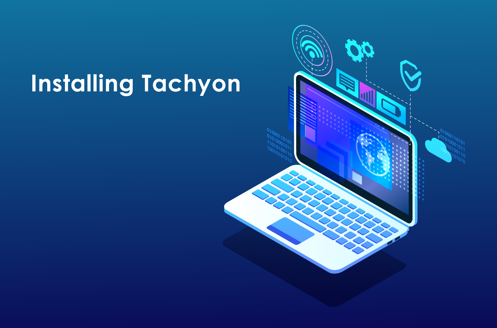 Installing Tachyon (In-Memory-File-System) As A Cluster